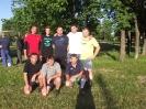 Öt csapat a Zsíroskenyér Kupán