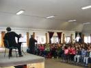 David Klezmer Band az enesei iskolában