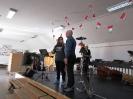 A Budapest Raqtime Band adott koncertet iskolánkban
