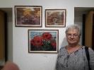 Enesei Nyugdíjas Alkotók kiállítása Győrben