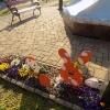 Húsvéti dekoráció a Közön